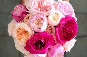 rose per decorare matrimonio