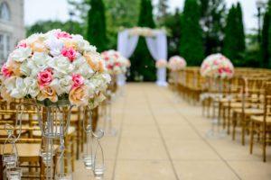 Fiori per decorare matrimonio