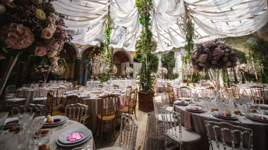 wedding planner roma location