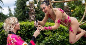 wedding planner roma spettacoli