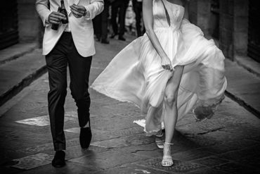 Unconventional Wedding